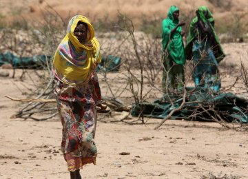 Hyenas Attack Starving Women in Somalia