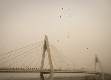 Dust Storms Return, Again