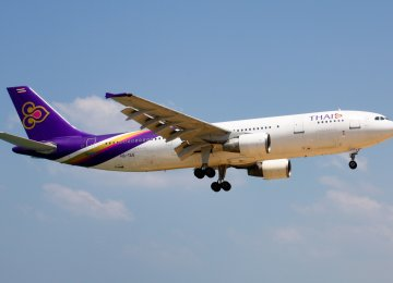 Thai Airways Excited About Tehran Service