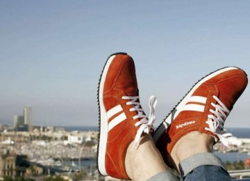 Vibrating Shoes to Guide Tourists in New Places