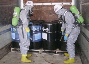 Hazardous Waste Disposal Should Comply With DOE Rules