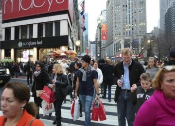 US April Retail Sales Make Major Gains