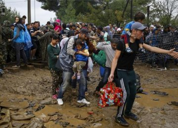 Six Richest Nations Host Just 9% of Refugees