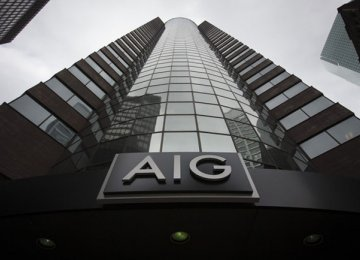 AIG Shares at 8% Discount