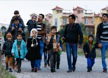 Aging Europe Overlooks Economic Potential of Refugees