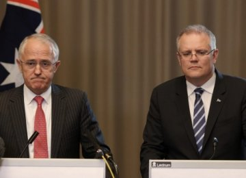 "Australian PM Warns of ""Fragile"" Global Growth"