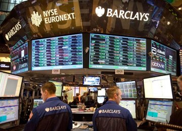 Barclays, RBS Shares Temporarily Suspended