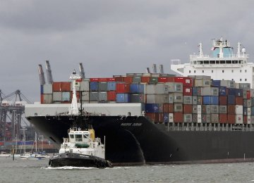 UK Trade Deficit at 8-Year High