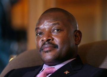Burundi Growth Battered by Crisis