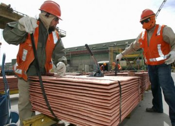 Chile Growth Above Forecast