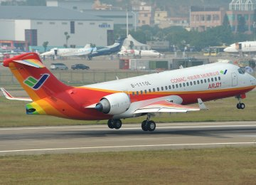 China Planemaker Signs $2b Deal