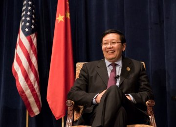 China Censures US Over Steel Glut Remarks