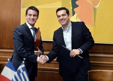 EU Told to Bear Burden of Greek Debt
