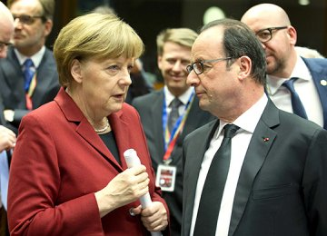 EU Leaders Meet for Crisis Talks