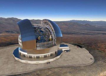 Europe to Build  World's Largest Telescope