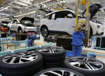 German Factory Orders Slide
