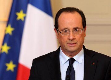 Hollande Awaits GDP Growth