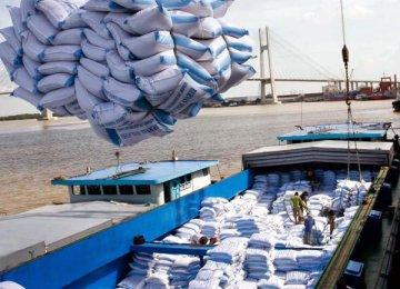 Less Demand for Vietnam Rice