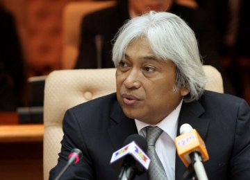 Malaysia to Repay Debt