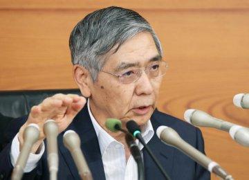 Negative Rates Slowly Lifting Japan's Economy