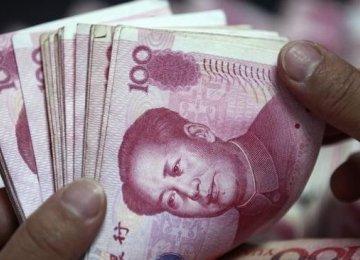 PBOC Fixes Yuan at 5-Year Low