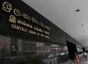 Sri Lanka Forex Reserves Drop