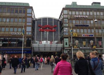 Swedish Growth on Track