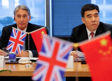 UK Explores Ambitious Free Trade Deal With China
