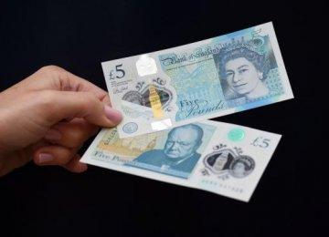 UK Unveils Design of Plastic Banknote