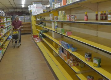 Venezuela Economy Nearing Total Collapse