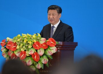 """Xi: China Economy """"Big, But Not Strong"""""""