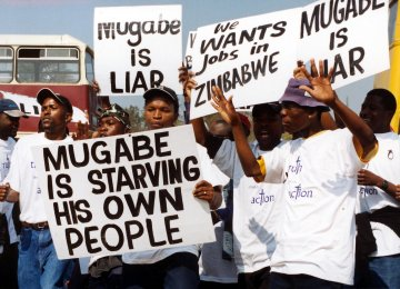 Zimbabwe Economy a Ticking Time Bomb