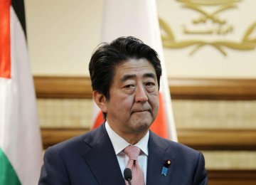 Abe to Delay Sales Tax Hike