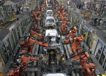 Asia Factories Struggling