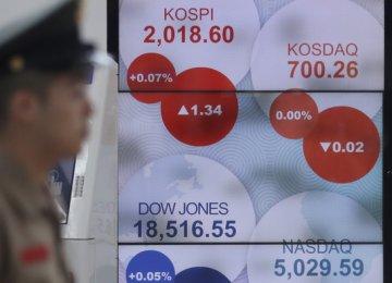 Asian Stocks Mixed, Europe Advances