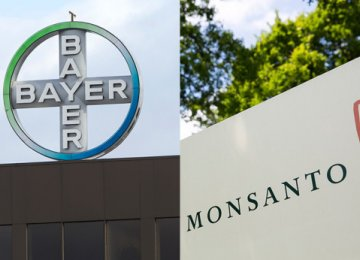 Bayer Sweetens Offer to Buy Monsanto Seed Company