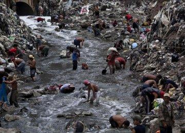 Billions Lost to Poor Sanitation