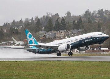 Boeing Seeks $3.5b in New Orders