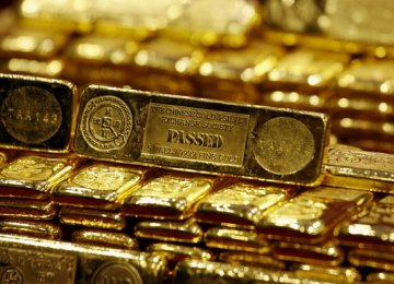 China Bought Less Bullion