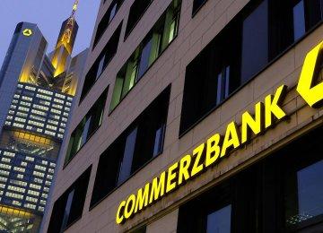 Commerzbank Profits Fall