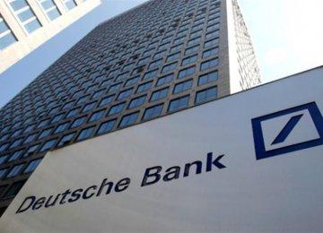 Deutsche Out in German Deals