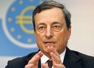 Draghi's New Hurdle: Oil Price