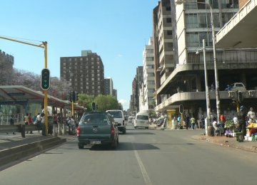 Encouraging Signs Emerge in South Africa