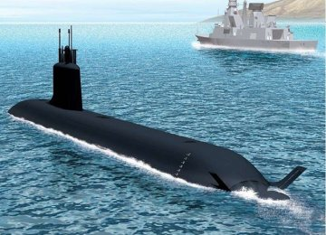 France Wins $39b Australia Contract to Build 12 Subs