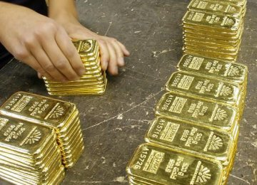 Gold Holdings Surge 25%