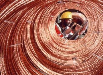Goldman Forecasts Slump in Copper Market
