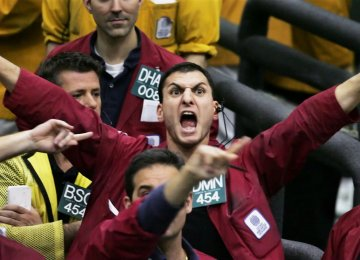 Instability in Wall Street