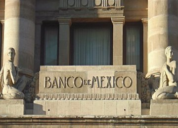 Mexico's Annual Inflation Cools