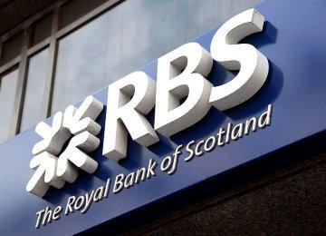 RBS Posts $1.4b Q2 Loss