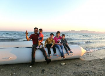 Investing in Refugees  Will Yield Dividends